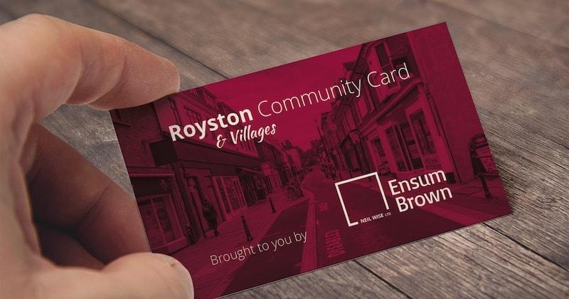 Ensum Brown Community Discount Card - Coming Soon